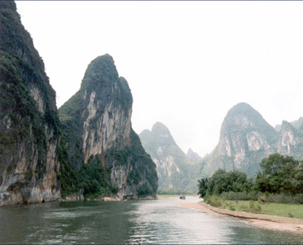 Konflikte um Wasser - China / Der Jangtsekiang