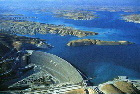 Staudamm Türkei
