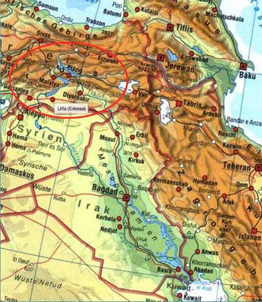 Konflikte um Wasser - GAP/ Das Südost-Anatolien-Projekt